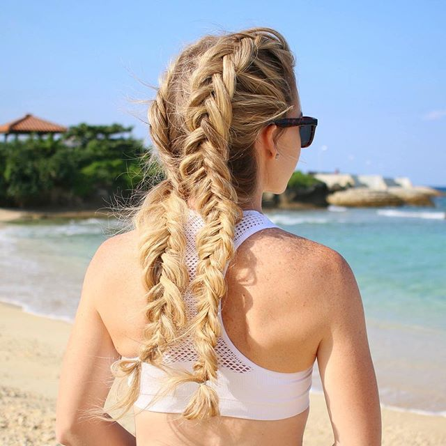 cliphair-extensions-fishtail-braid