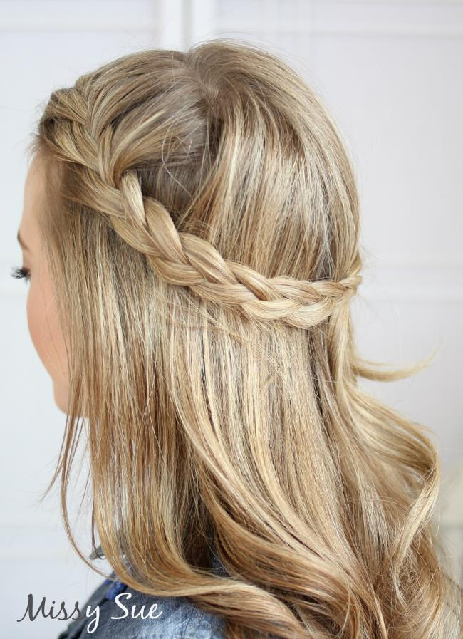 cliphair-extensions-half-up-french-braid