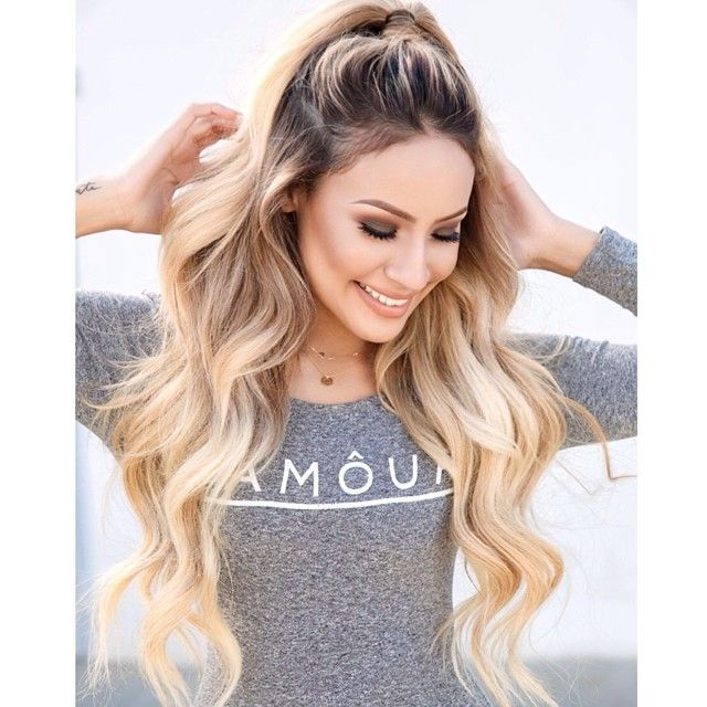 cliphair-extensions-half-up-ponytail