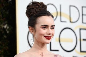 cliphair-hair-extensions-lilly-collins-romantic-curls