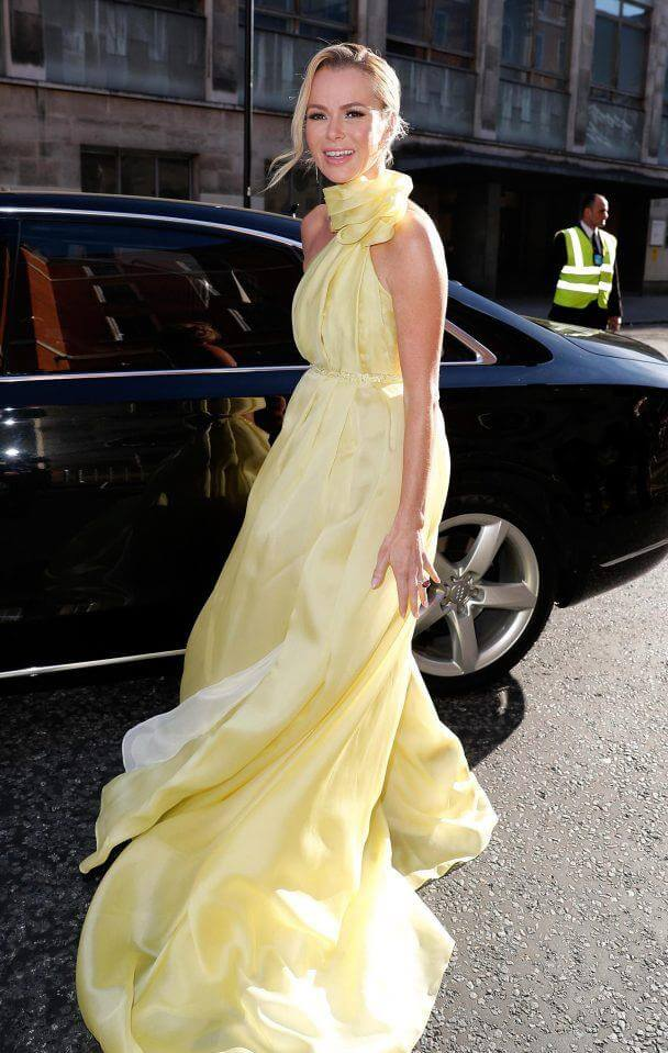 cliphair-hair-extensions-olivier-awards-amanda-holden