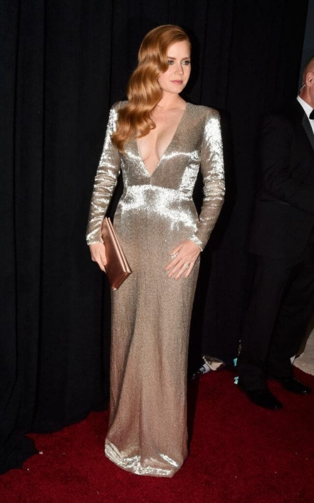 Oscars 2017- Amy Adams