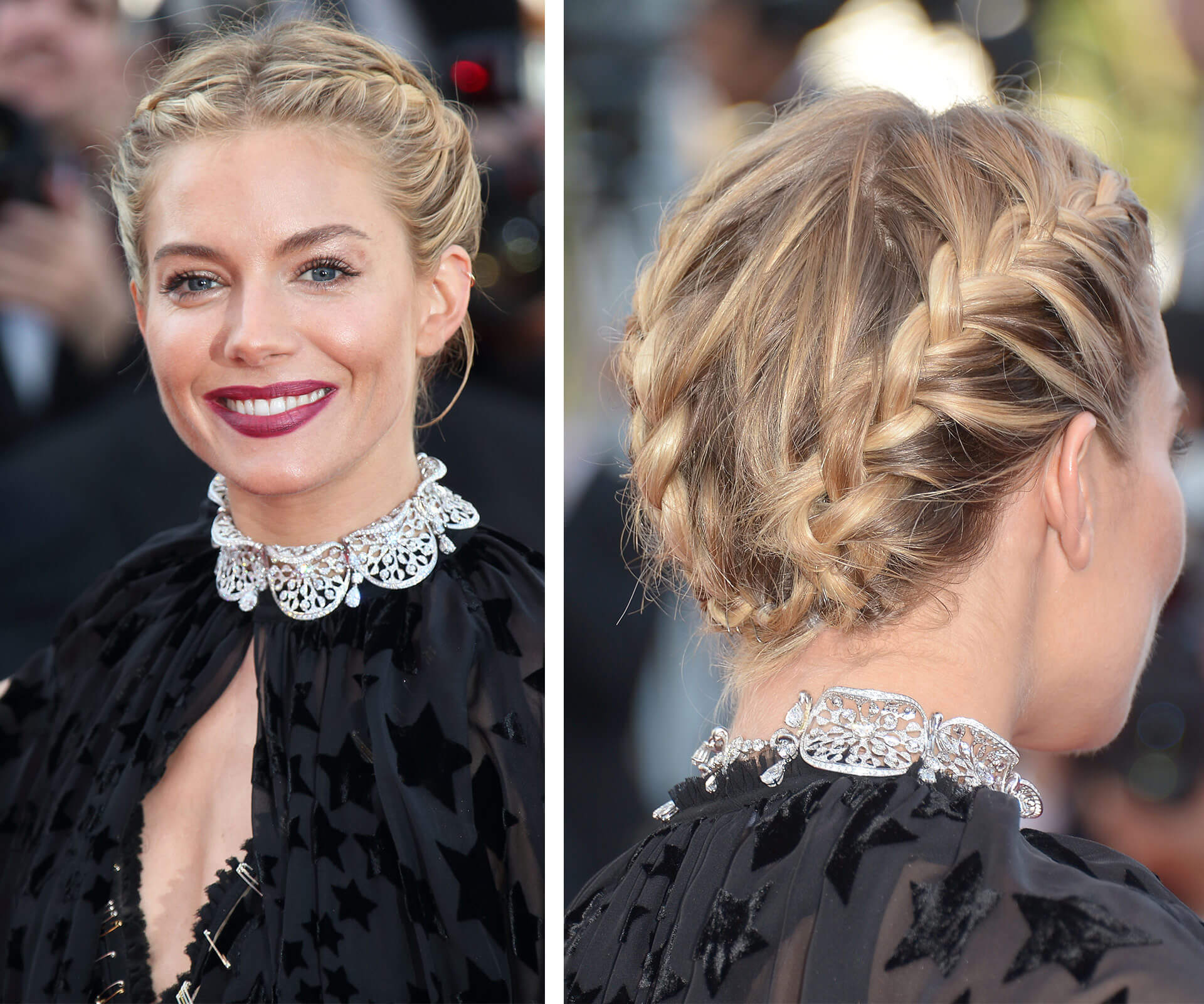 Steal her style sienna miller hair extensions news cliphair hair extensions sienna miller frenching pmusecretfo Image collections