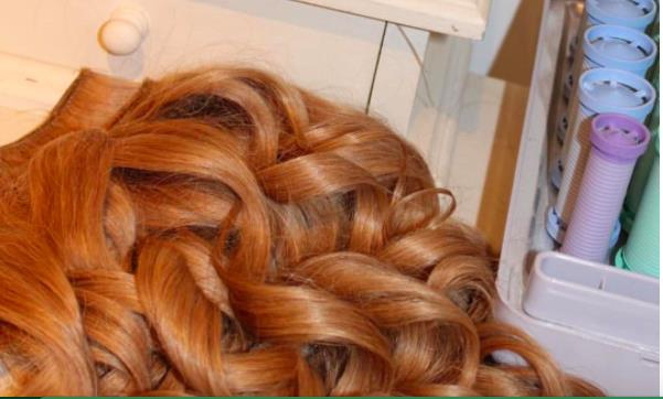 clipin extensions-ways-to-curl-hollywood-classic