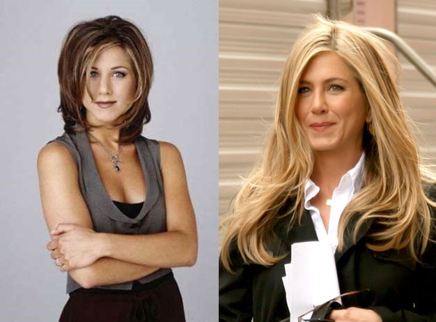 clipin hair extensions-90s-inspirations-jennifer-aniston-mix