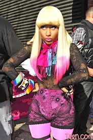 Ombre Hair Extensions Nicki Minaj