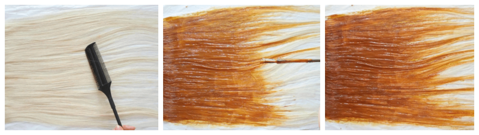 How To Dye Hair Extensions At Home Hair Extensions News