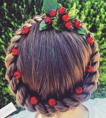 How To The Best 2017 Christmas Hairstyles Hair Extensions News