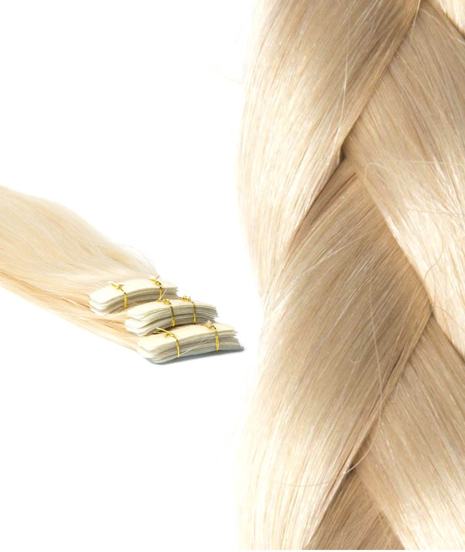 How To Care For Tape Hair Extensions