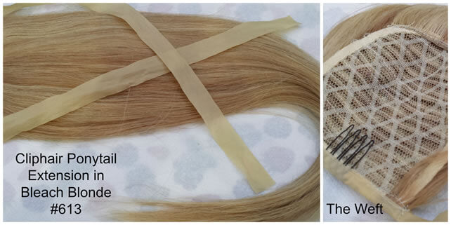 Plaiting your Ponytail Extension � QUEEN ELSA STYLE (FROZEN)