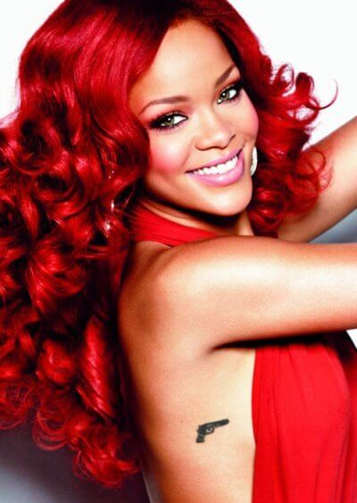 Celebrity Red Hair Extensions