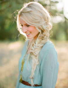 side-braid-hairstyle-hair-extensions-clip-in