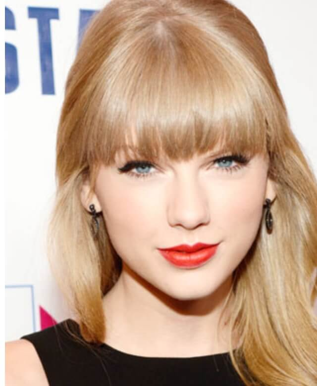hollywood celerbrity hairstyles hair extensions taylor