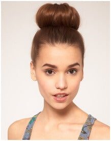 thanks-giving-hairstyle-ideas-ballerina-bun