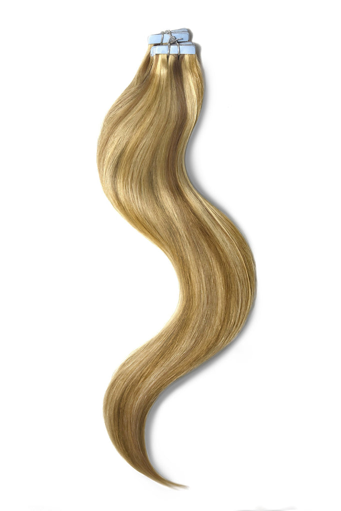 Tape-in-hair-extensions-blonde-highlights