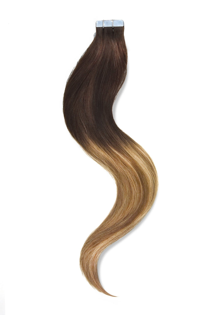 tape in hair extensions ombre Arabian nights t4/627