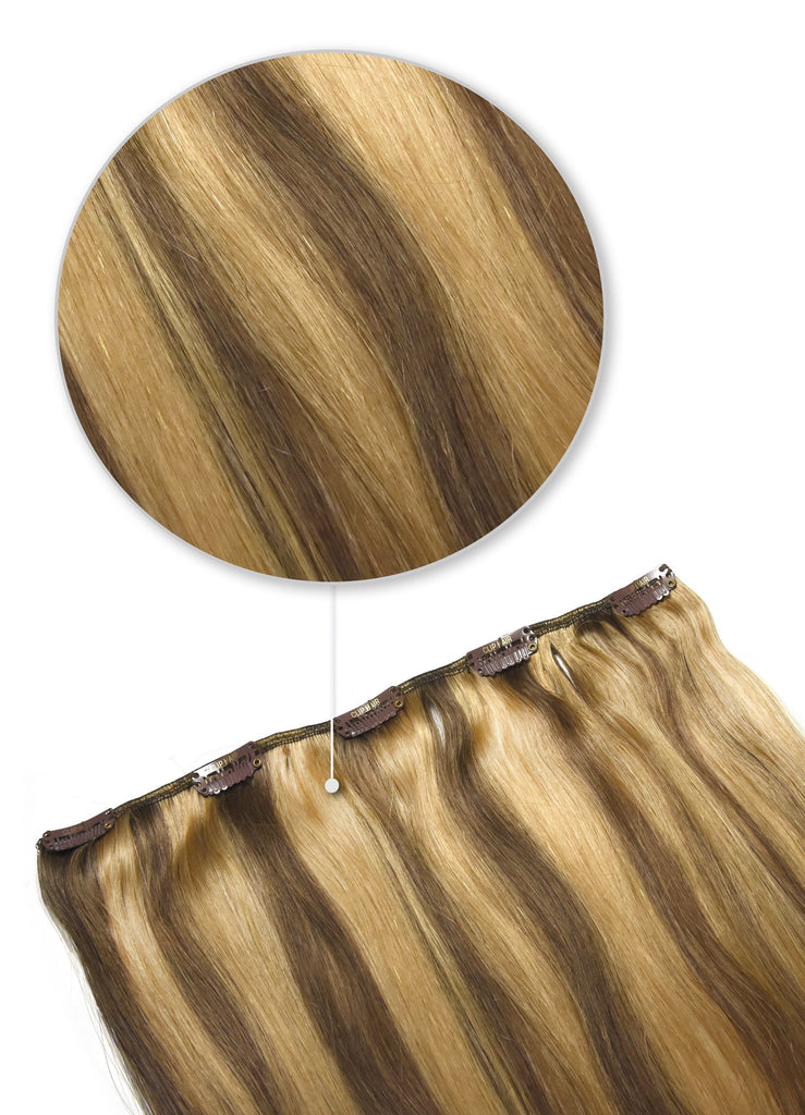 clip in hair extensions one piece human hair