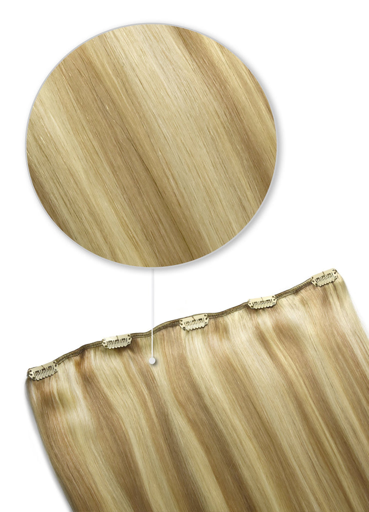 one piece hair extensions uk by Cliphair™