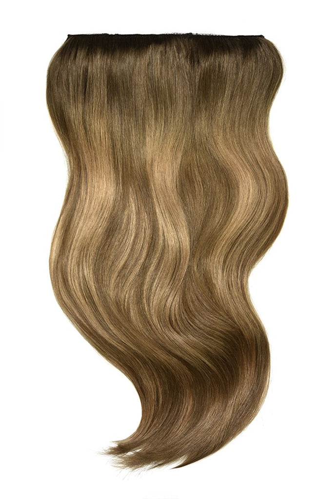 Bronze Balayage Hair Extensions