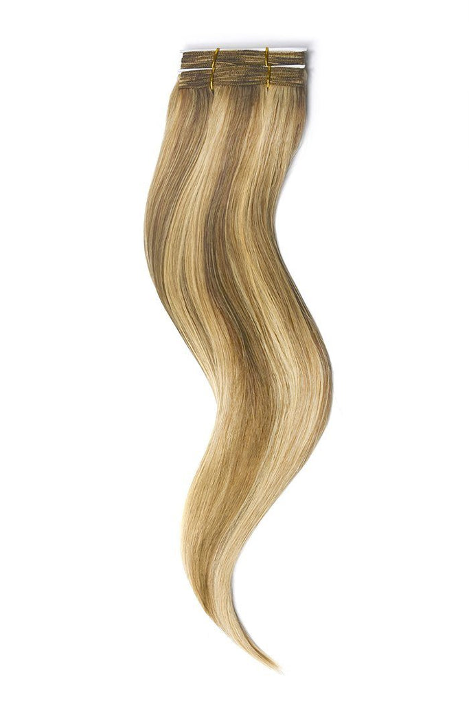 Brown Blonde Mix Hair Extensions