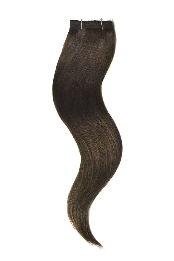 Chocolate Medium Brown Hair Extensions