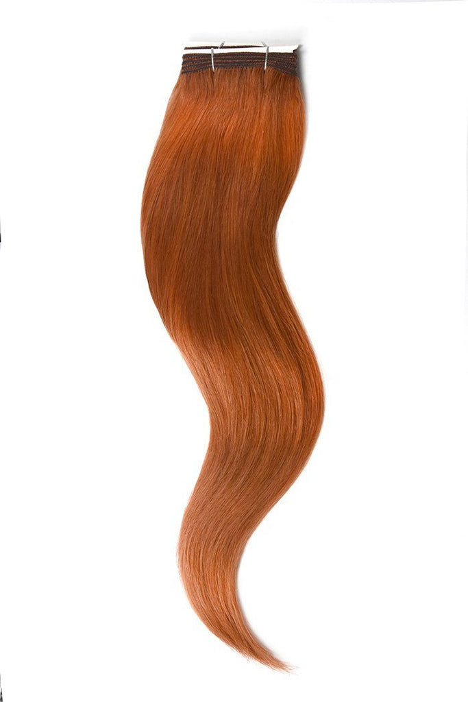Ginger Red Natural Red Hair Extensions