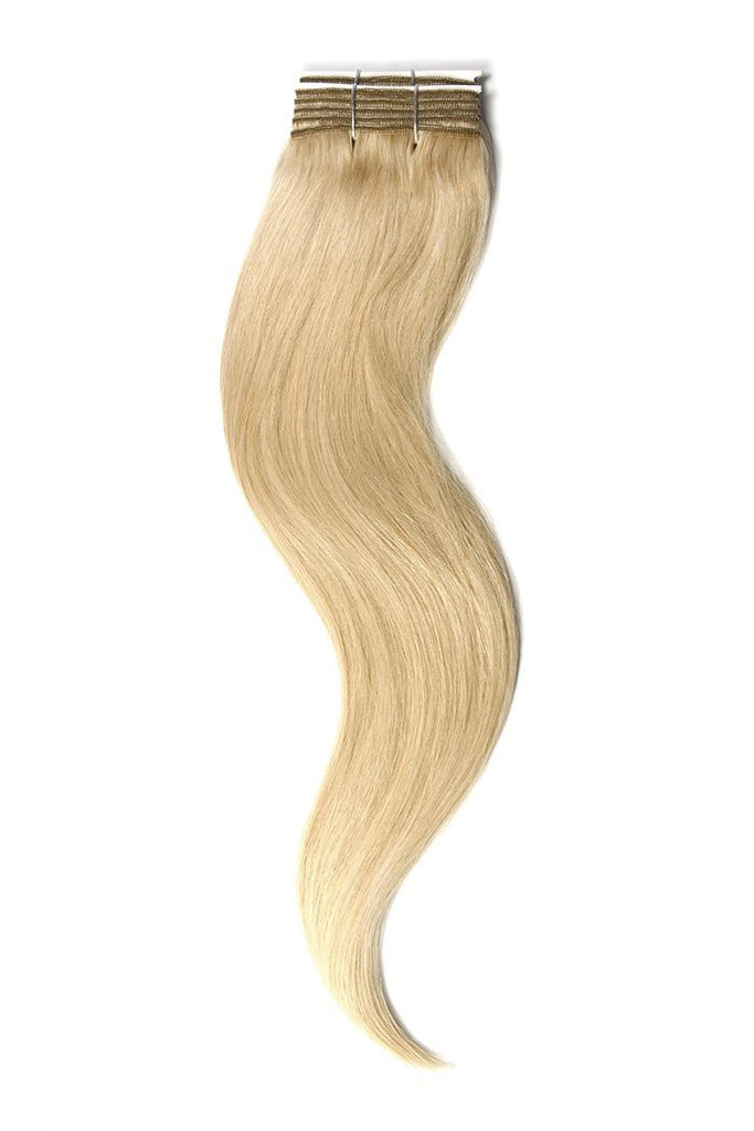 Light Ash Blonde Hair Extensions