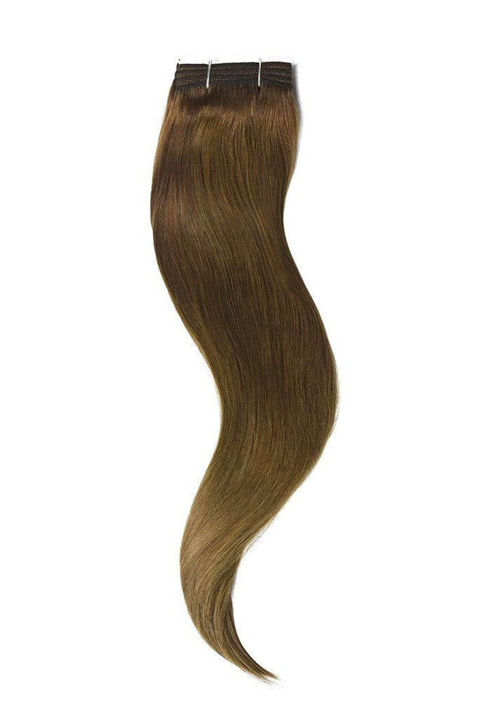 Light Chestnut Brown Hair Extensions