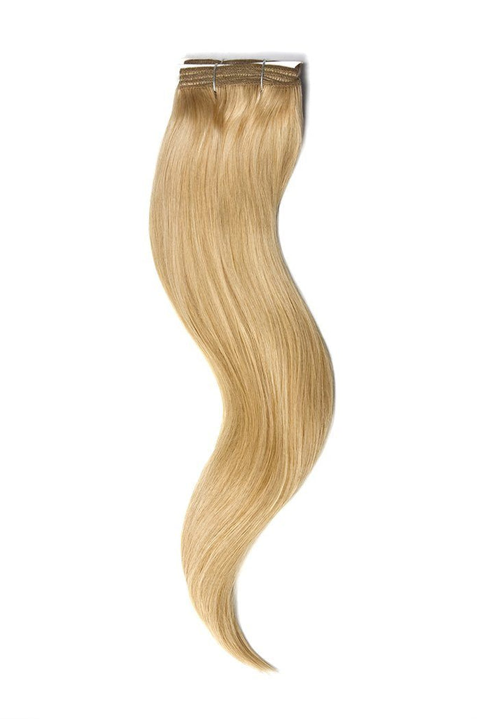 Light Golden Blonde Hair Extensions