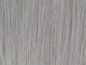 15 Inch Remy Clip in Human Hair Extensions Highlights / Streaks - Silver/Grey (#SG)