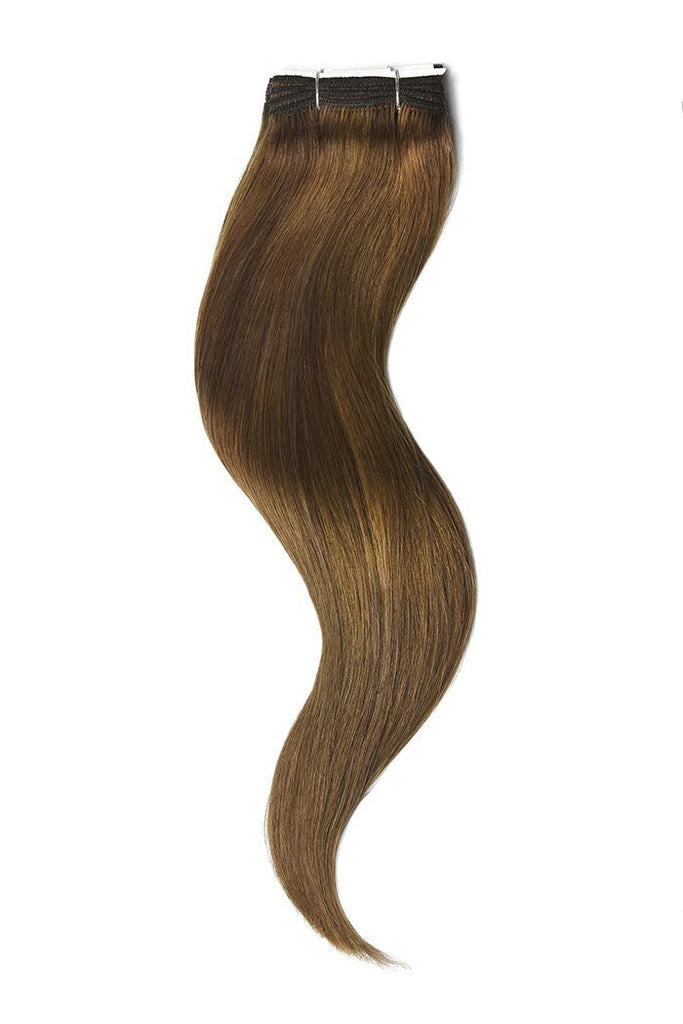 Toffee Brown Hair Extensions