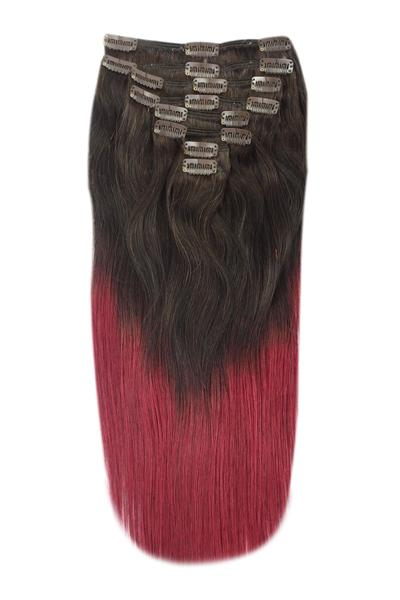 hair-extensions-clip-in-ombre-brown-cherry-red