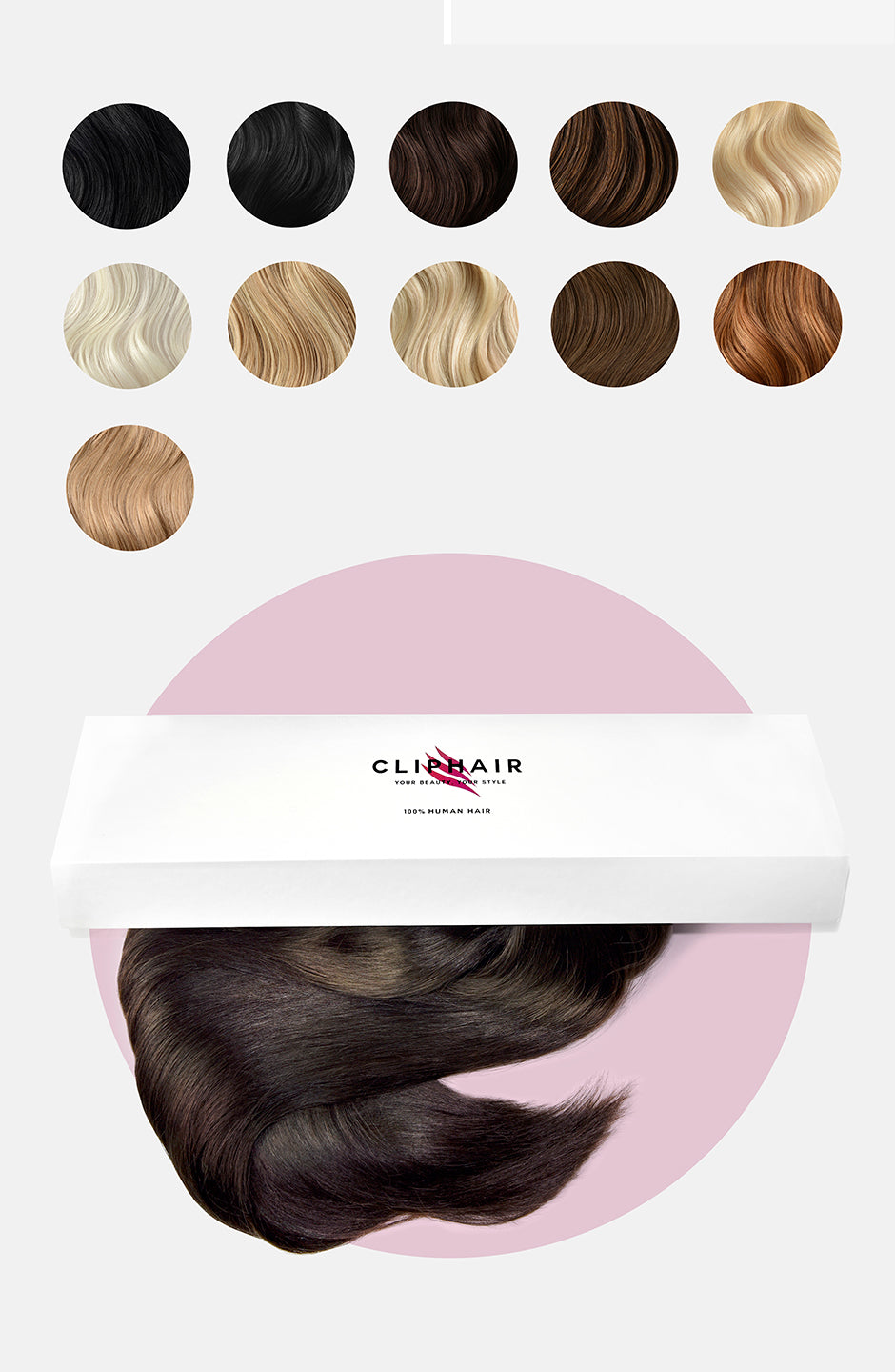 Ultra glam Ultra Volume Weft Extensions