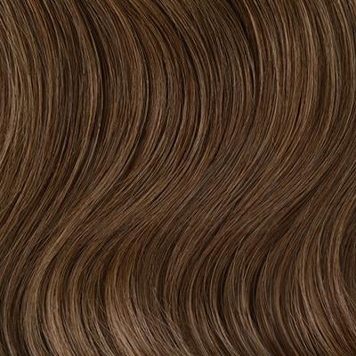Mid ash Brown Hair Extensions