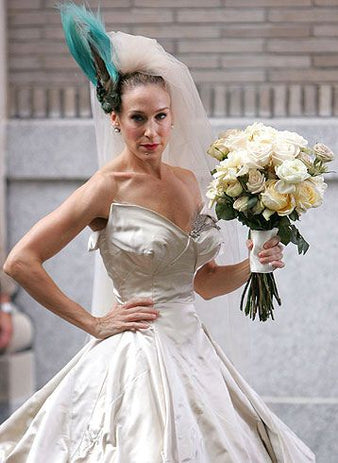 Sarah Jessica Parker In Sex And The City, 2008
