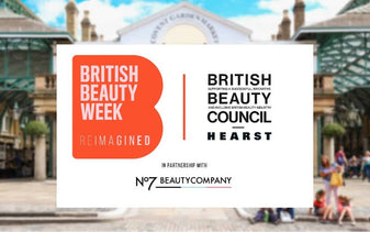 British Beauty Week 2021, Covent Garden London – 8th-12th September