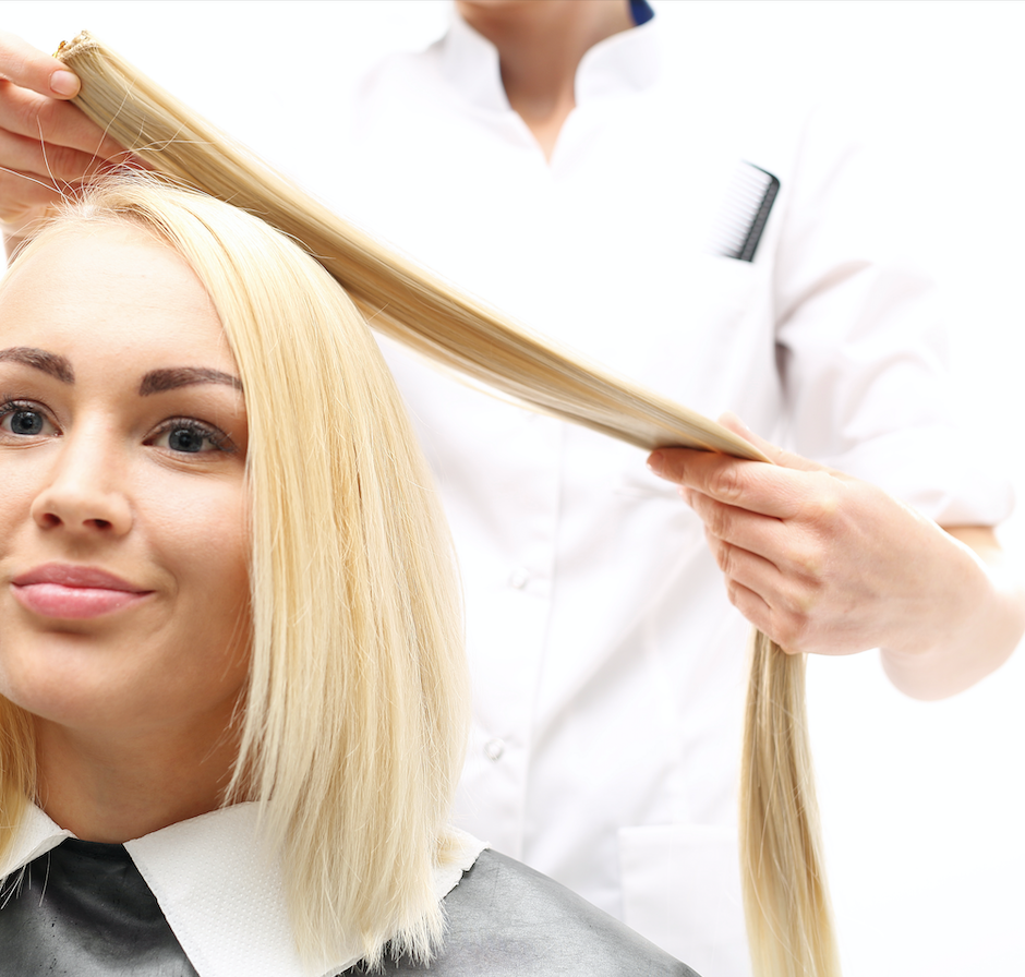 Buying Hair Extensions Online