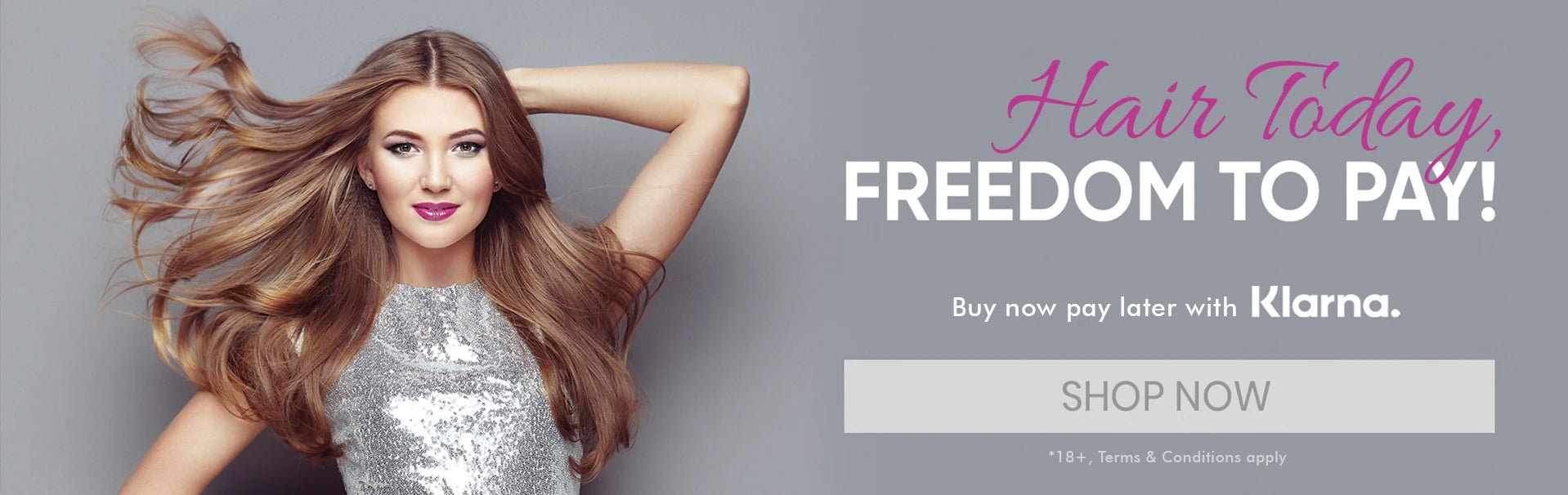 hair extensions klarna - clip in hair extensions, tape ins and more - all hair extensions available on pay monthly options