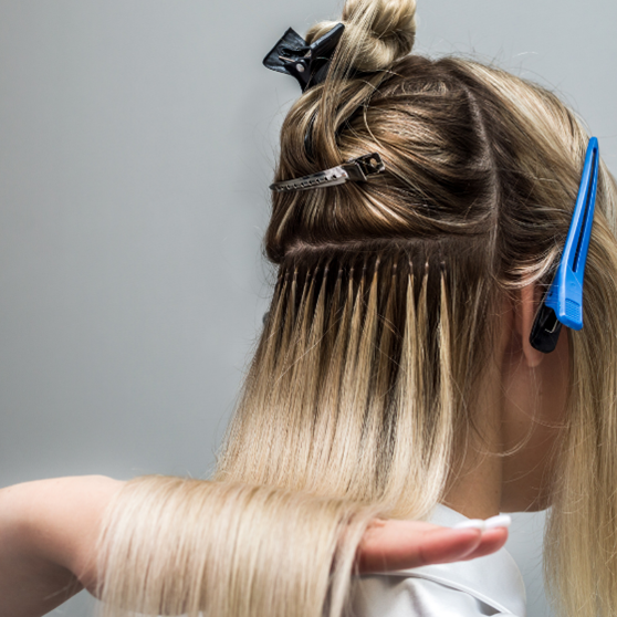 How do you remove Nano Hair Extensions?