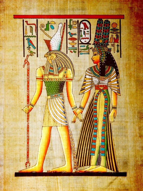 The Secrets of Ancient Egyptian Hair