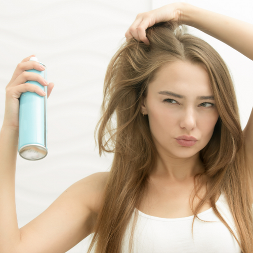 volumizing products for hair