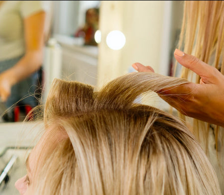 How to Balayage at Home