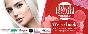 OLYMPIA Beauty Show, Olympia London – 3rd-4th October 2021