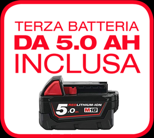 Tassellatore SDS-Plus M18 CHX FUEL™