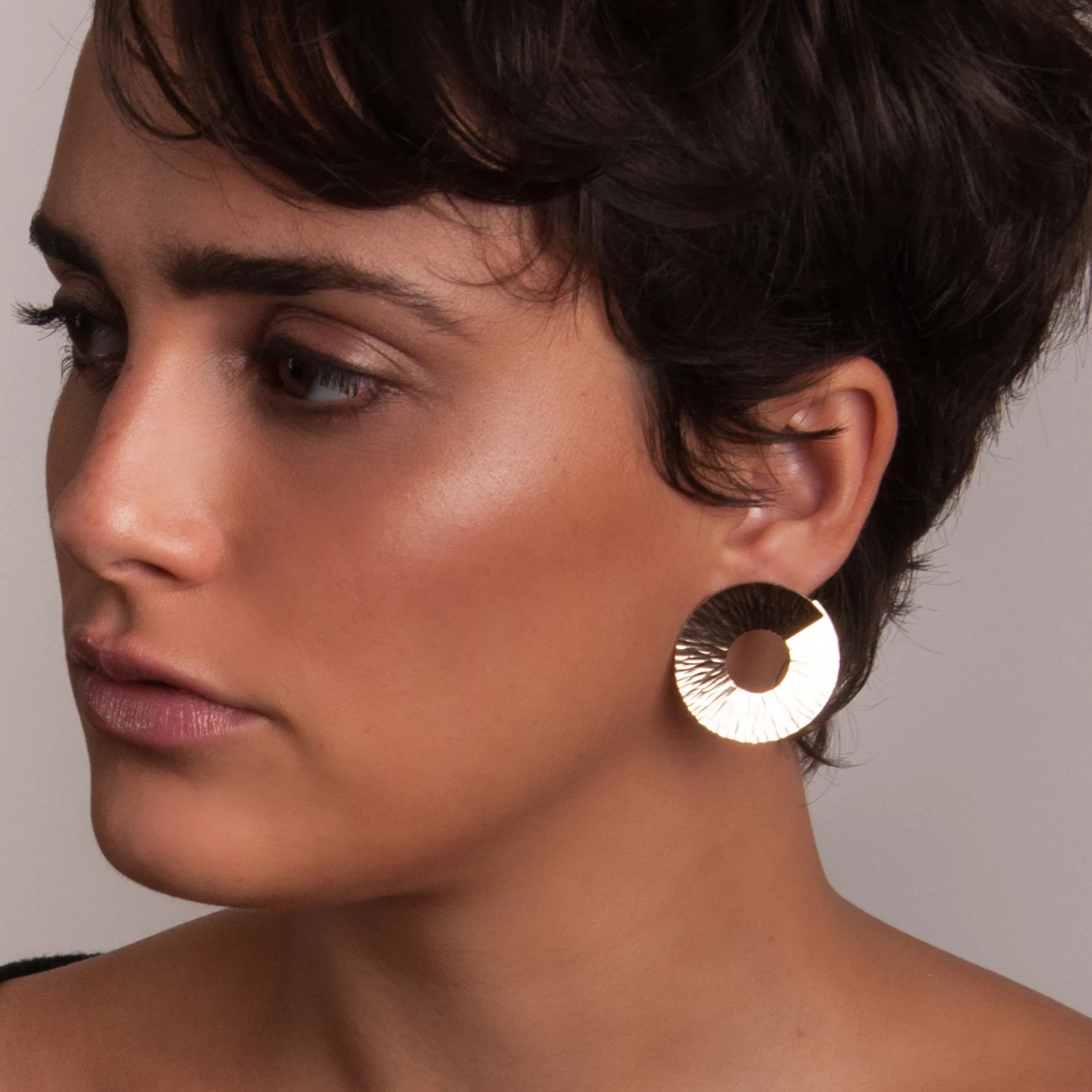 LARGE SPAN EARRINGS