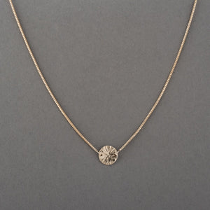 LOTUS & ASP TOGGLE NECKLACE
