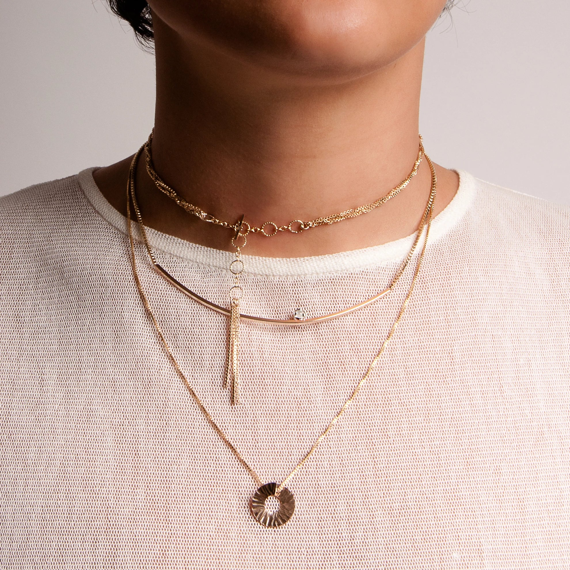 SPAN NECKLACE