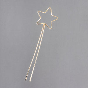 LONE STAR HAIR PIN