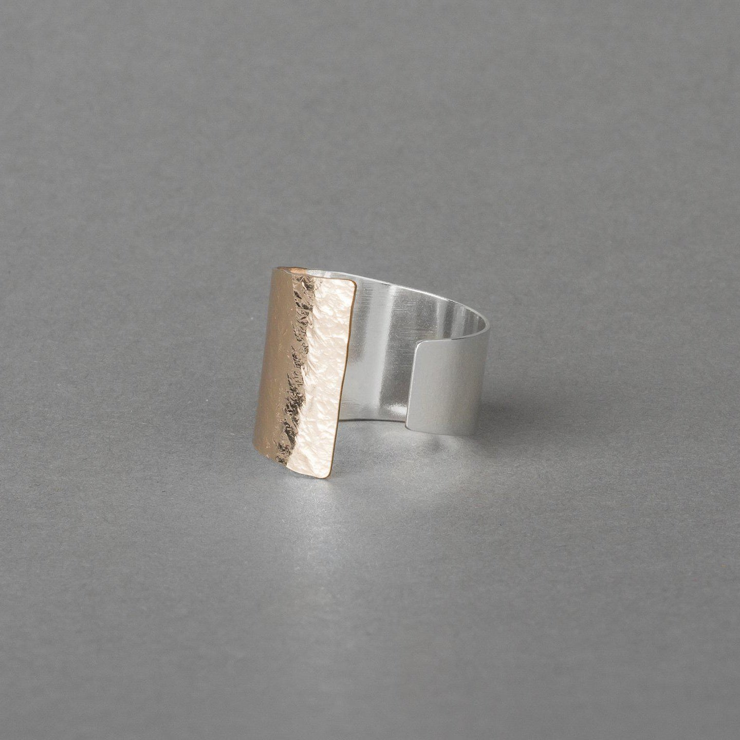 REFLECTION TWO-TONE RING
