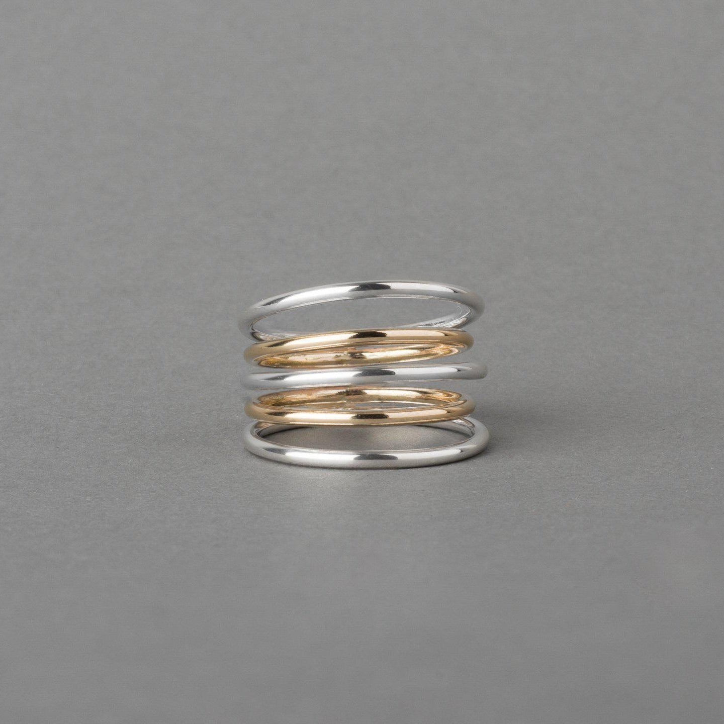 EXPANSION TWO-TONE RING